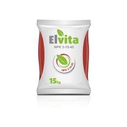 Elvita NPK 3-10-45 + мікро